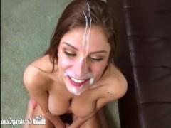 Первый порно кастинг молодой и стройной красотки