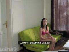 Порно кастинг с фейк агентом в анал: девушка мечтает стать моделью
