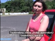 Чешский кастинг: взрослую сучку оттрахали до слез
