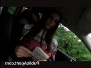 Смотреть порно кастинг: чех трахает девчонку в машине